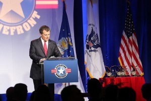 Fox News correspondent Mike Emanuel brought polish and authenticity to an already memorable evening .
