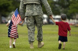 We encourage ideas that empower our military families not only while they serve, but prepare them for success in life when they transition,