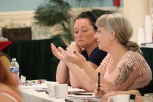 HoV retreat 2019 financial literacy session